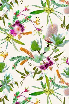September print Colourway 1 © Louise Jones