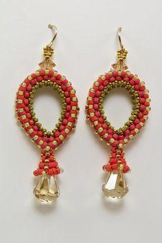 coral+sprocket+earrings.jpg (1066×1600)