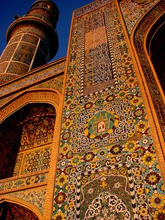 Mosque of Herat, Afghanistan