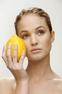 Lemon juice is the best acne treatment.