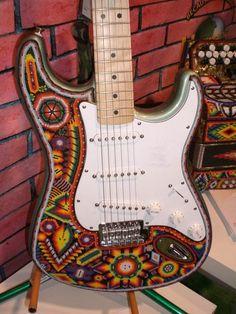 - guitars