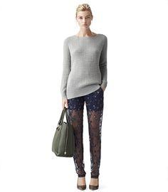 Reiss Autumn- Sparkle Trousers