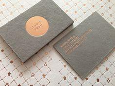 The best business cards graphic design