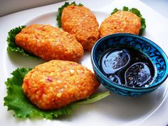 Bulgur and Lentil Patties – Mercimekli Bulgur Kofte | Ozlem's Turkish Table