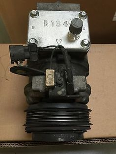awesome BMW E34 E36 DENSO AC COMPRESSOR AC AIR CONDITIONING M3 328 325 64528390741 - For Sale View more at http://shipperscentral.com/wp/product/bmw-e34-e36-denso-ac-compressor-ac-air-conditioning-m3-328-325-64528390741-for-sale/