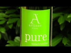 Artisan Pure Welschriesling Artisan, Wine, Pure Products, Drinks, Bottle, Videos, Drinking, Beverages, Flask