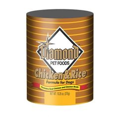 Diamond Dog Chicken-Rice (24-13OZ)