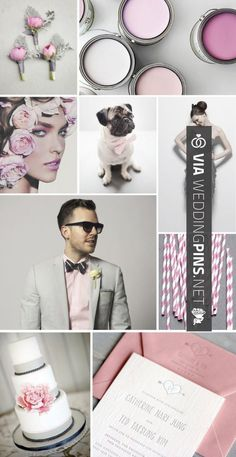 So awesome! - Wedding Colour Schemes 2015 - Grey and pink wedding inspiration and ideas http://su.pr/1L68Ij   CHECK OUT THESE OTHER GREAT IDEAS FOR NEW Wedding Colour Schemes 2015 AT WEDDINGPINS.NET   #weddingcolourschemes2015 #weddingcolourschemes #weddingcolours #weddingcolors #boda #weddings #weddinginvitations #vows #tradition #nontraditional #events #forweddings #iloveweddings #romance #beauty #planners #fashion #weddingphotos #weddingpictures