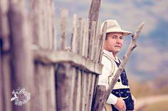 Romania man near the fence by damaianty.deviantart.com on @DeviantArt