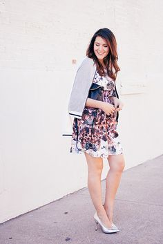 A Gap jacket as featured on the blog @Kendi Everyday.