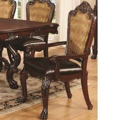 Benbrook Dining Arm Chair by Coaster