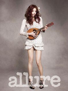 Fashion in Korea, Son Dam-bi