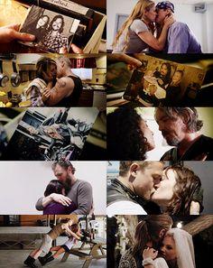 Soa couples:Gemma + JT, Luanne + Otto, Gemma + Clay, JT + Maureen, Jax + Wendy, Chibs + Fiona, Opie + Donna, Jax + Tara, Halfsack + Cherry, Opie + Lyla