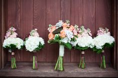 wedding bouquets #weddings #flowers