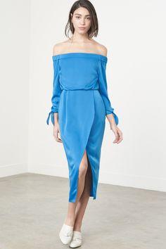 303bbcdba7 Lavish Alice Bardot Dress