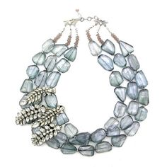 In love with this Elva Fields necklace