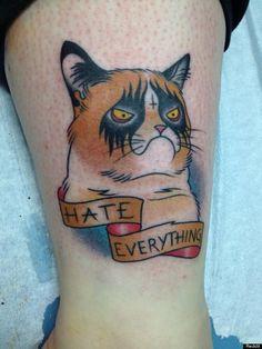 Tard The Grumpy Cat Apocalypse | Tard The Grumpy Cat Apocalypse