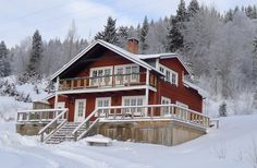 Fjällstugan i Åre är en riktig dröm (exakt så här vill man bo i fjällen) - Sköna hem