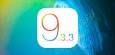 Apple lanza iOS 9.3.3 con correcciones menores - http://www.actualidadiphone.com/apple-lanza-ios-9-3-3/