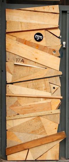 MJM London  Store  Door