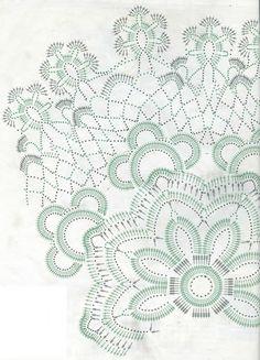 CROCHE/TOALHINHAS II - Regina II Pinheiro - Picasa Webalbums