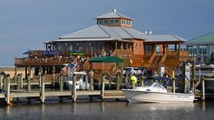 The Hook Up, Biloxi Boardwalk & Marina, Great Beach Bar - Biloxi, Mississippi