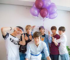 """""""TeenTop4Ever""""! Teen Top Celebrates Their Fourth Debut Anniversary"""