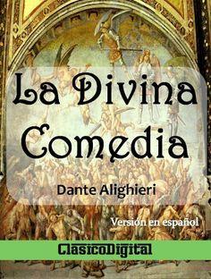 """""""La divina comedia"""", Dante Alighieri. Libro complicado sin duda, sin embargo…"""