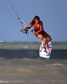 Kiting kite  by adoscool.com Collection kite surf girl by adoscool.com 2015