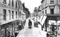 Montague Street Worthing