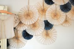My new favorite trend: fans on the wall
