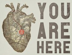 <----You are here  (In my heart)