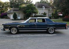 1979 Lincoln Towncar Collectors   MJC Classic Cars   Pristine Classic Cars For Sale - Locator Service