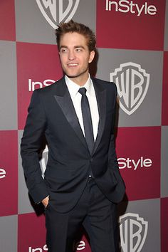 Da*n your sexiness Rob!