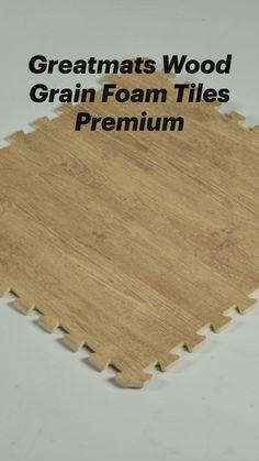 Foam Flooring, Basement Flooring, 3d Brick Wallpaper, Unfinished Basements, Home Gym Design, Workout Rooms, Bath Decor, Wood Grain, Floors