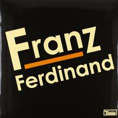 Franz Ferdinand [VINYL] DOMINO http://www.amazon.co.uk/dp/B00014TQ8M/ref=cm_sw_r_pi_dp_cxHFub0SH9MMS