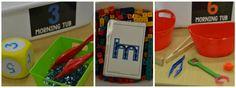 Kindergarten Morning Tubs - Bonnie Kathryn