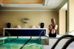 Relax and unwind with a luxury ESPA Spa treatment.