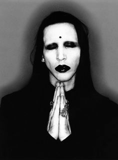 Marilyn Manson Young
