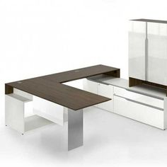 Office: Modern Contemporary Office Desks and Furniture - Executive Office, Glass, Italian Desks