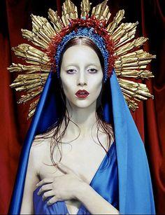 fashion religion #renaissance revival