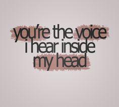 Lyrics for inseperable