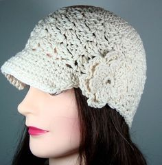 Love these! Love crochet hats and headbands. I have it in black and this color!!! <3