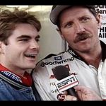 Watch Jeff Gordon's Classy Response When Asked About His Rivalry (Dale Sr)