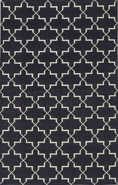 Madeline Weinrib - Cotton - Carpets - too bold for under dining? Not soft enough...