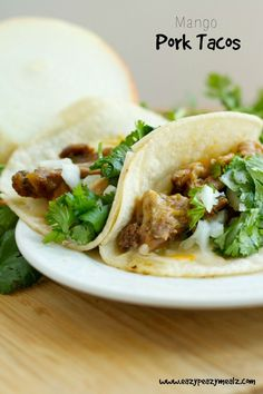 A simple taco recipe cooked in the crock pot and bursting with flavors to delight the tastebuds. These mango pork tacos will be a fiesta in the mouth!   Today I want to take a minute to talk about cooking in the slow cooker or crock pot. It is such a simple way to have...Read More »