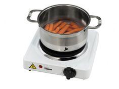 Tristar - Elektrische kookplaat - KP-6185 - Ø 15 cm - 1100 Watt