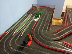 Pista de #Scalextric para niños en Motorland Jerez