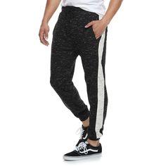 Men's Hollywood Jeans Kaleo Fleece Jogger Pants, Oxford