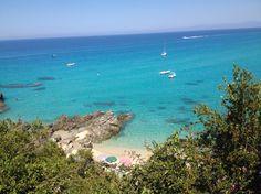 Paradiso del Sub, Calabria